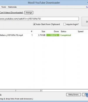 Moo0 YouTube Downloader Ekran Görüntüleri - 1