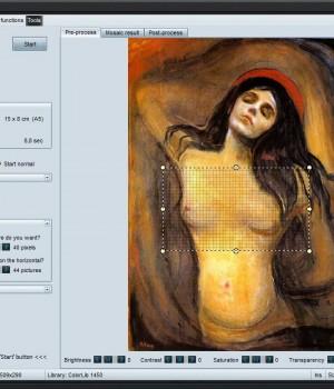Mosaizer Pro Ekran Görüntüleri - 1