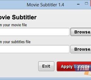 Movie Subtitler Ekran Görüntüleri - 1