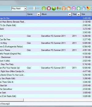MP3 Player Library Ekran Görüntüleri - 2