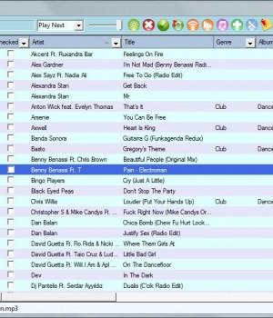 MP3 Player Library Ekran Görüntüleri - 1