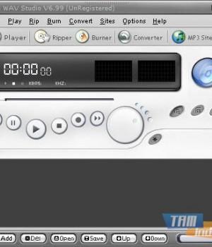 MP3 WAV Studio Ekran Görüntüleri - 4