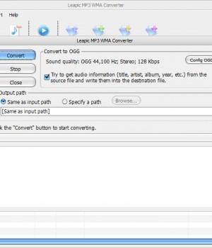 MP3 WMA Converter Free Ekran Görüntüleri - 2