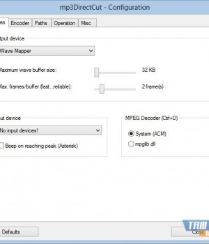 mp3DirectCut Ekran Görüntüleri - 2