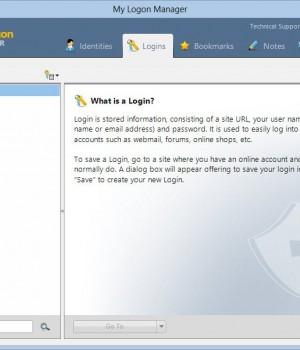 My Logon Manager Ekran Görüntüleri - 4