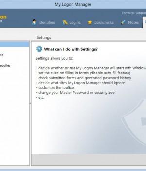 My Logon Manager Ekran Görüntüleri - 2