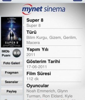 Mynet Sinema Ekran Görüntüleri - 5