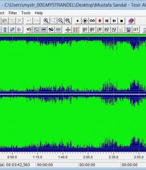 Naturpic Audio Editor Ekran Görüntüleri - 3