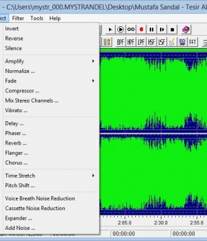 Naturpic Audio Editor Ekran Görüntüleri - 2