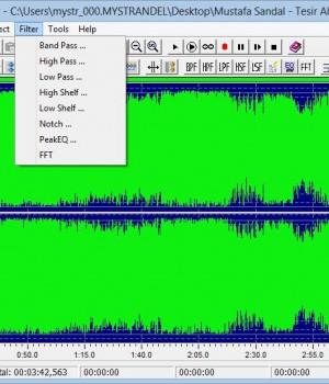 Naturpic Audio Editor Ekran Görüntüleri - 1