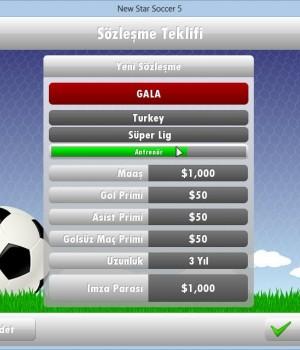 New Star Soccer 5 Ekran Görüntüleri - 7