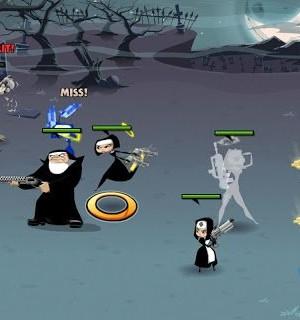 Nun Attack Ekran Görüntüleri - 3