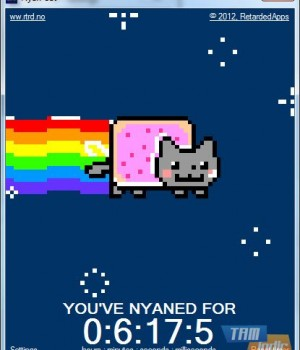Nyan Cat Ekran Görüntüleri - 1