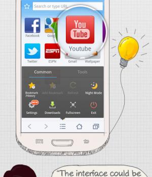 ONE Browser Ekran Görüntüleri - 2