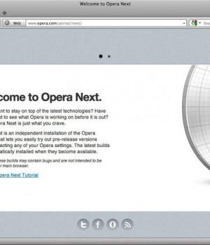 Opera Next Ekran Görüntüleri - 3