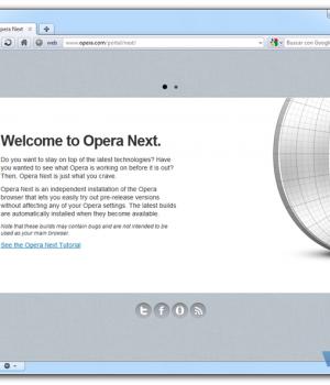 Opera Next Ekran Görüntüleri - 1