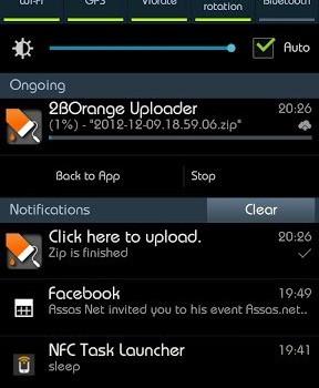 Orange Backup Ekran Görüntüleri - 4