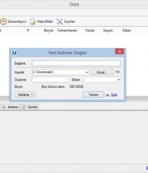 Orbit Downloader Ekran Görüntüleri - 6