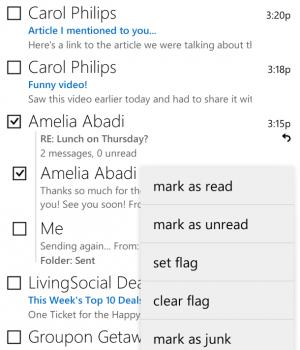 Outlook.com Ekran Görüntüleri - 4