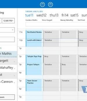 OWA for iPad Ekran Görüntüleri - 2
