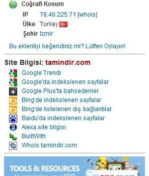 PageRank Status Ekran Görüntüleri - 1