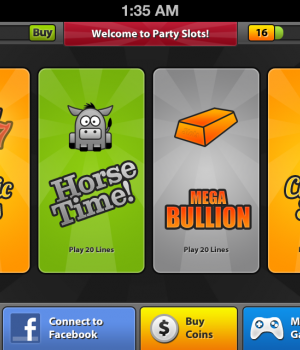 Party Slots Ekran Görüntüleri - 2