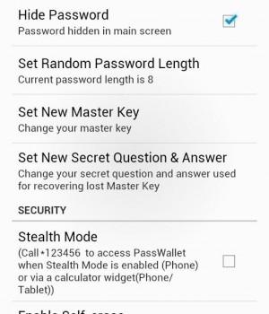 PassWallet - Password Manager Ekran Görüntüleri - 2