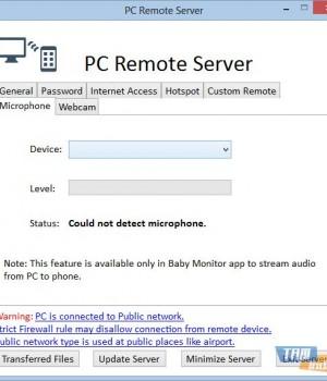 PC Remote Server Ekran Görüntüleri - 3