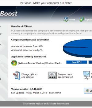 PCBoost Ekran Görüntüleri - 6