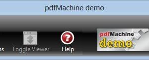 pdfMachine white Ekran Görüntüleri - 2
