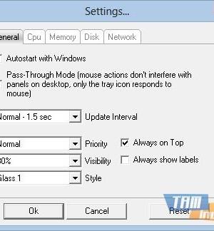 Performance Monitor Ekran Görüntüleri - 5