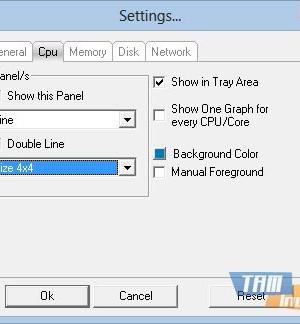 Performance Monitor Ekran Görüntüleri - 4