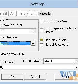 Performance Monitor Ekran Görüntüleri - 1