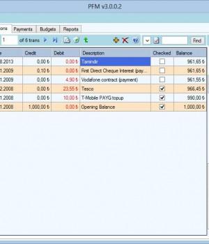 Personal Finance Manager Ekran Görüntüleri - 3