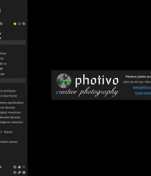 Photivo Ekran Görüntüleri - 5