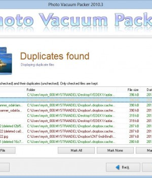 Photo Vacuum Packer Ekran Görüntüleri - 1