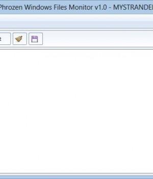 Phrozen Windows File Monitor Ekran Görüntüleri - 3