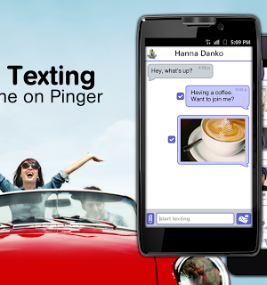 Pinger Messenger Ekran Görüntüleri - 4