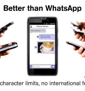 Pinger Messenger Ekran Görüntüleri - 1