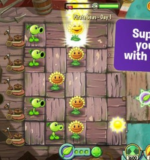 Plants vs. Zombies 2 Ekran Görüntüleri - 1
