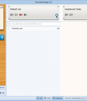 Pomodoro App Ekran Görüntüleri - 2