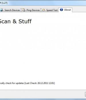 PortScan Ekran Görüntüleri - 1