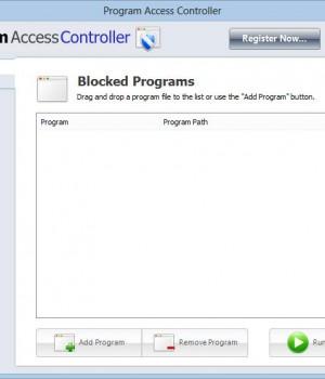 Program Access Controller Ekran Görüntüleri - 3