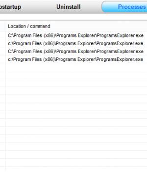 Programs Explorer Ekran Görüntüleri - 2