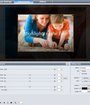ProShow Gold Ekran Görüntüleri - 1