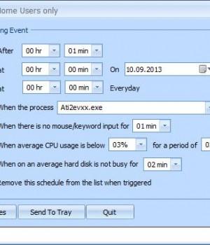 Puran Shutdown Timer Ekran Görüntüleri - 2