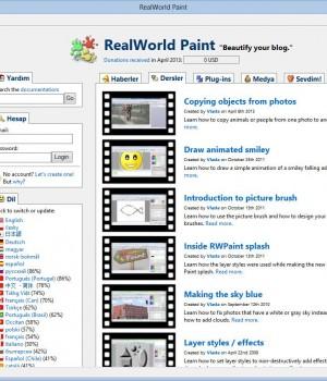 RealWorld Paint Ekran Görüntüleri - 1
