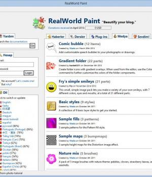 RealWorld Paint Ekran Görüntüleri - 2