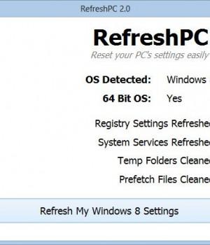 RefreshPC Ekran Görüntüleri - 1