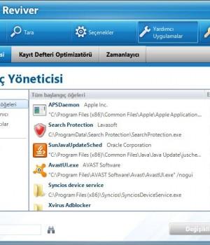 Registry Reviver Ekran Görüntüleri - 1